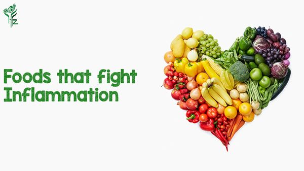 Healthy Foods that Fights Inflammation